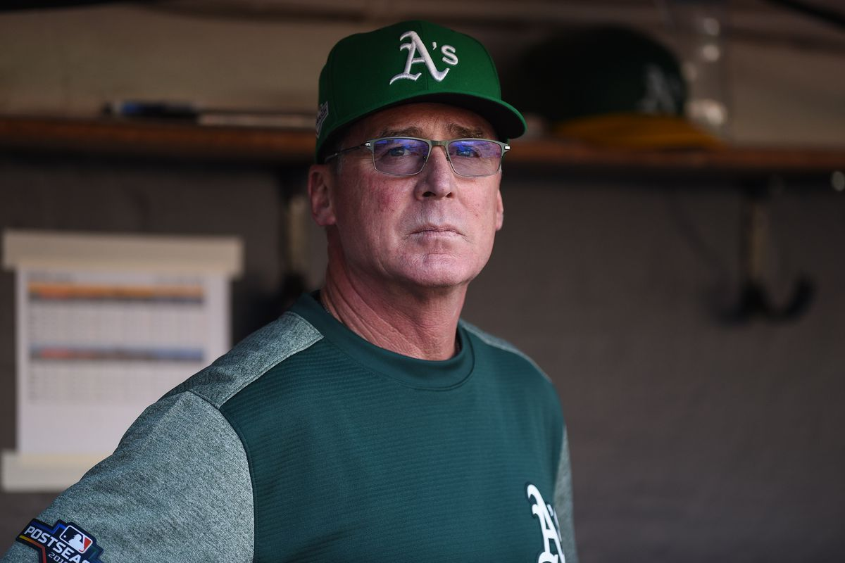 MLB: OCT 02 AL Wild Card - Rays at A's
