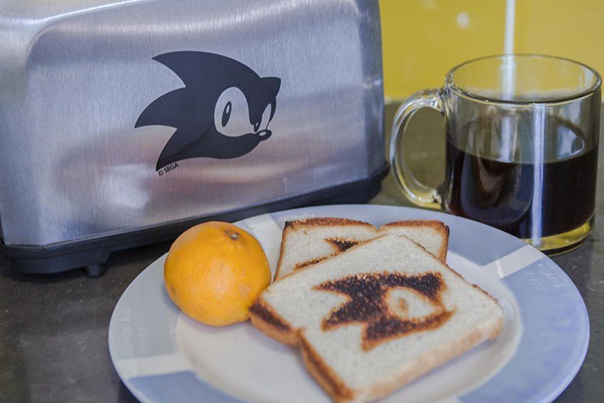 محمصة خبز Sonic Toaster - سيجا