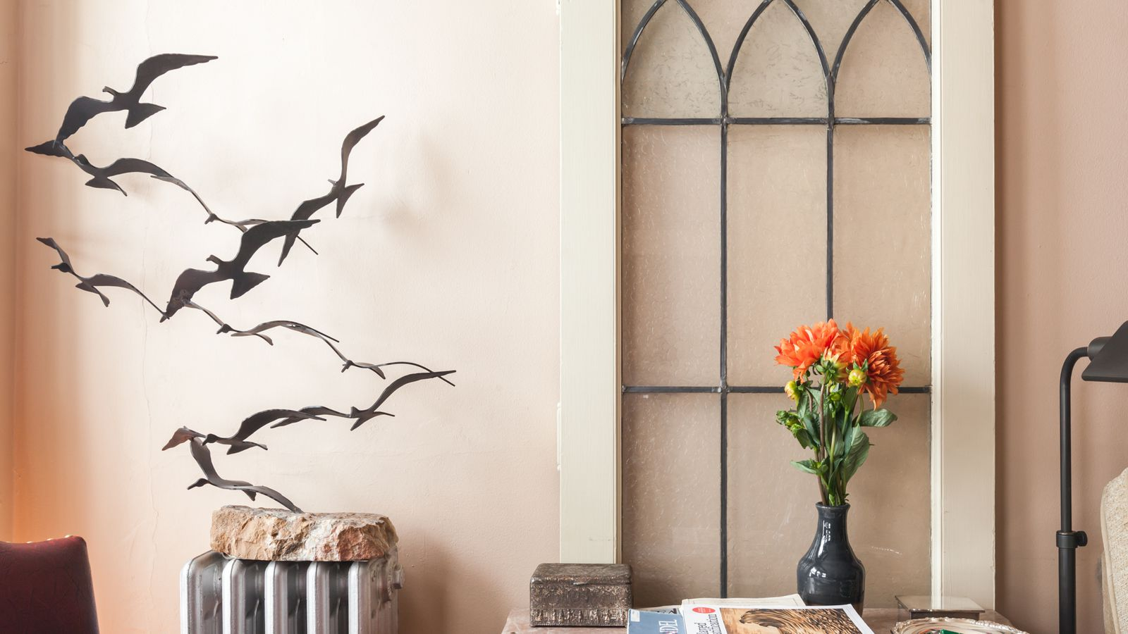 Bohemian Artist S Home Details His Life Loved Ones And