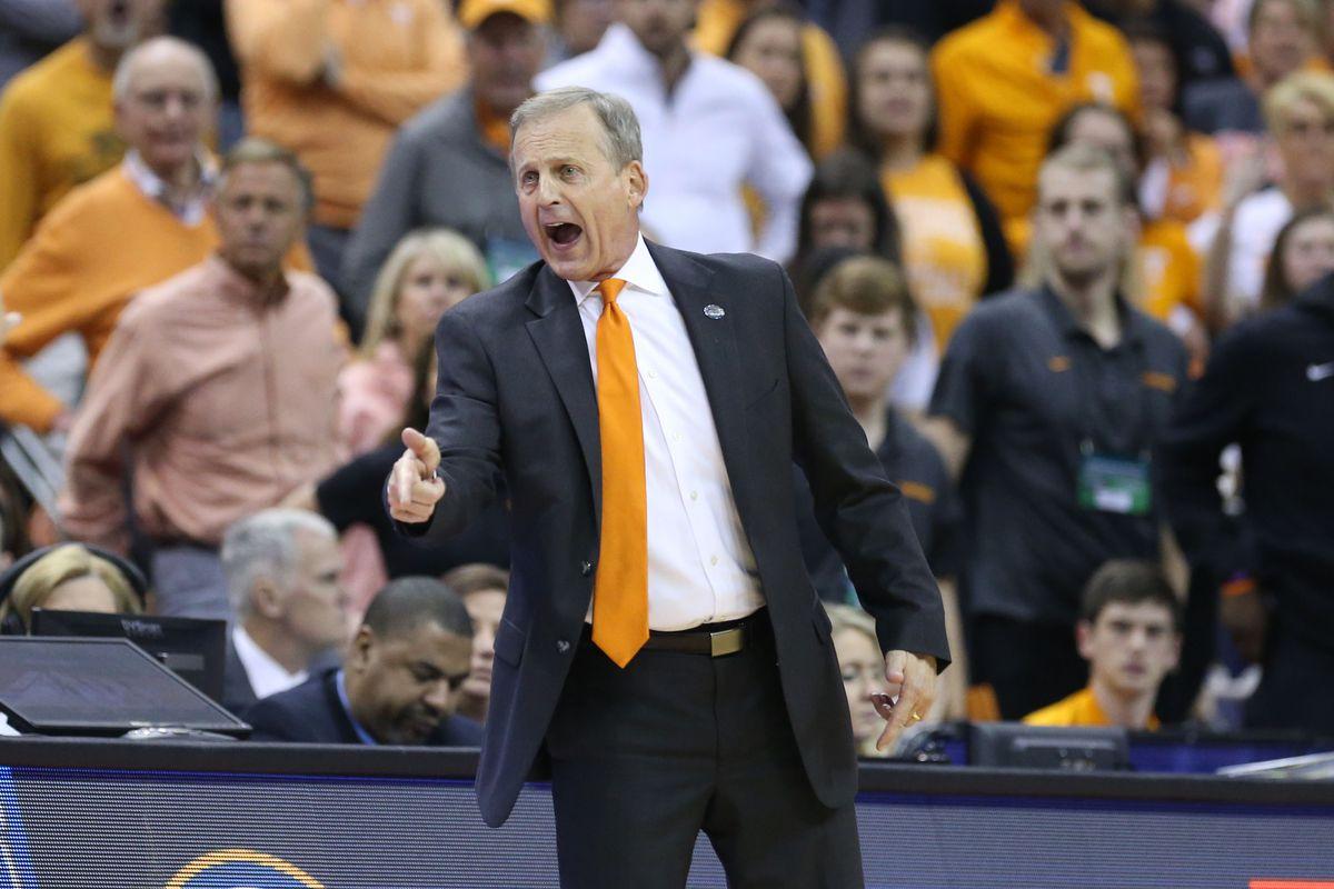 NCAA Basketball: NCAA Tournament-Second Round-Iowa vs Tennessee