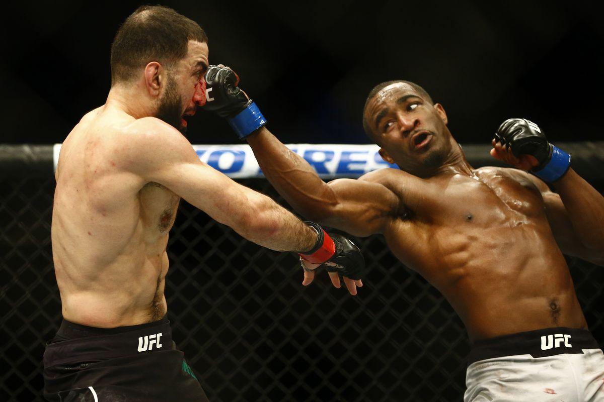 Geoff Neal vs. Niko Price added to UFC 240: Holloway vs. Edgar - Bloody  Elbow