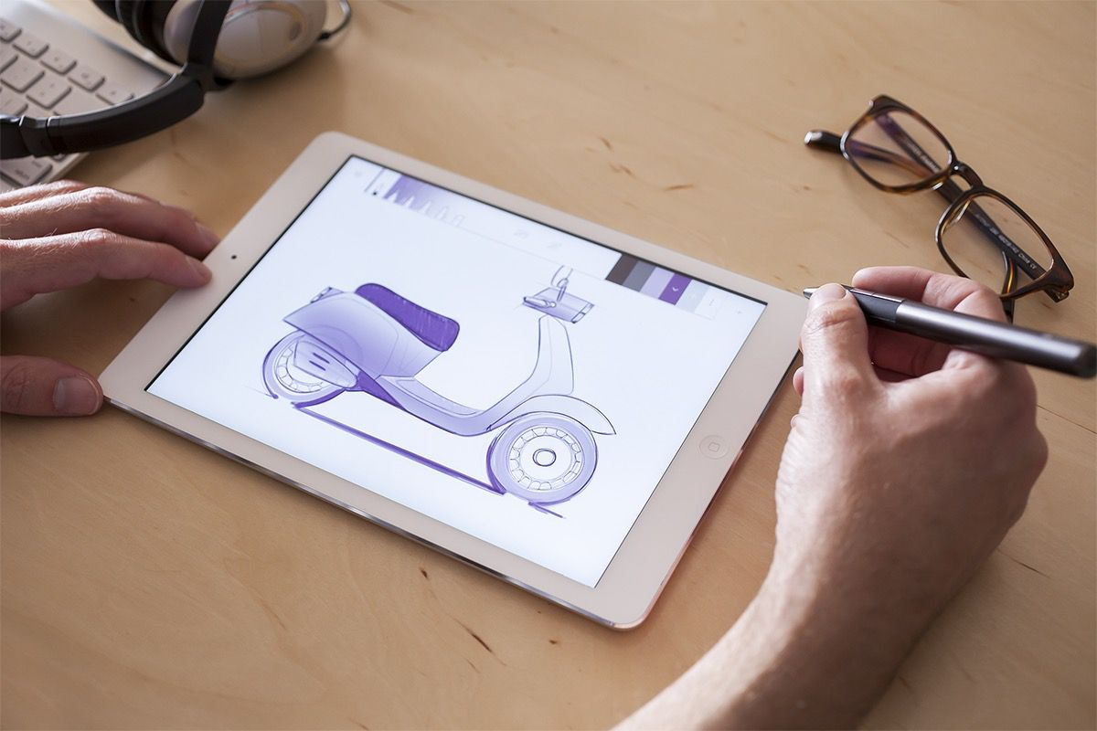 Stylus Maker Adonit Releases Its First Ipad Drawing App