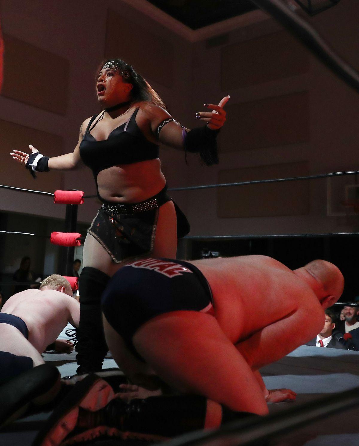 Capitol Wrestling World War IV