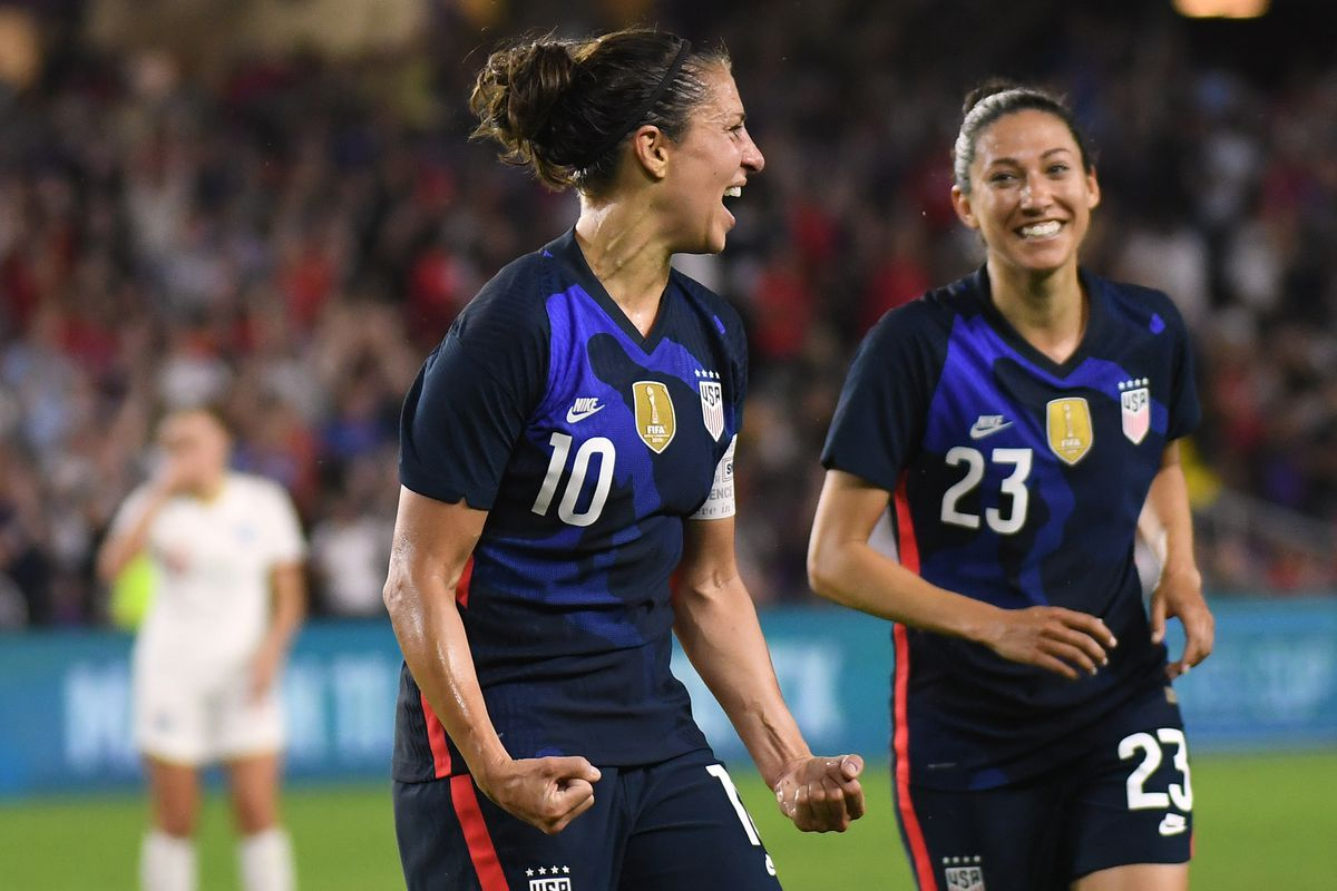 Soccer: She Believes Cup-England at USA