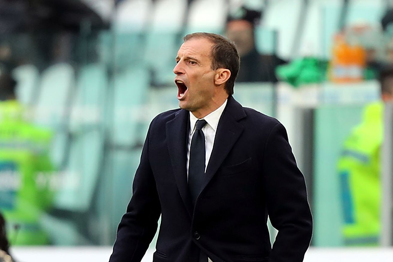 Allegri tried Dybala out as a centre forward in training