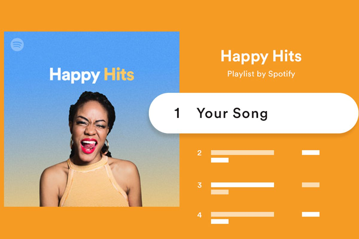 Spotify is personalizing more playlists to individual users - The Verge