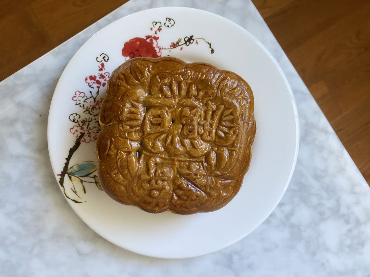 For festive moon cakes with all the fillings: Kee Wah Bakery.