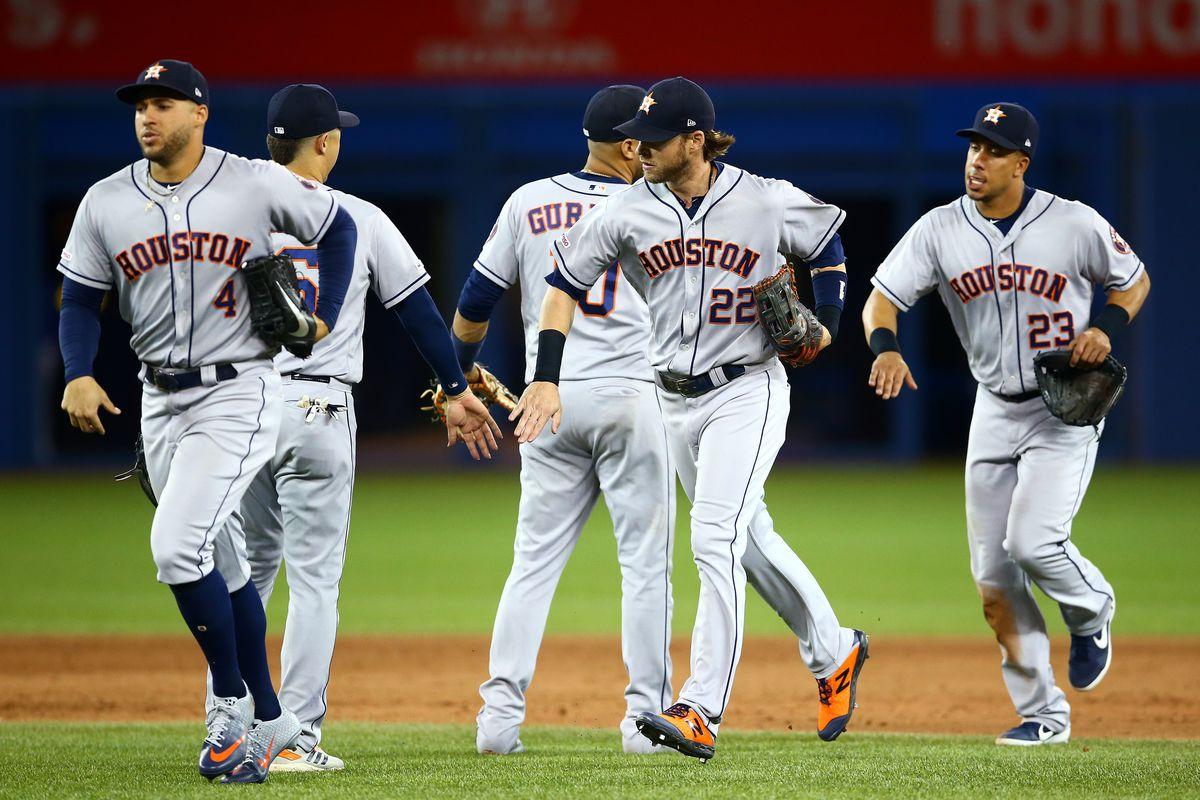 Appreciating the talented Astros