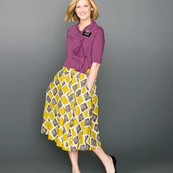 """""""Fun, feminine"""" blouses and skirts are included on the updated Web pages illustrating appropriate dress and grooming for LDS missionaries."""