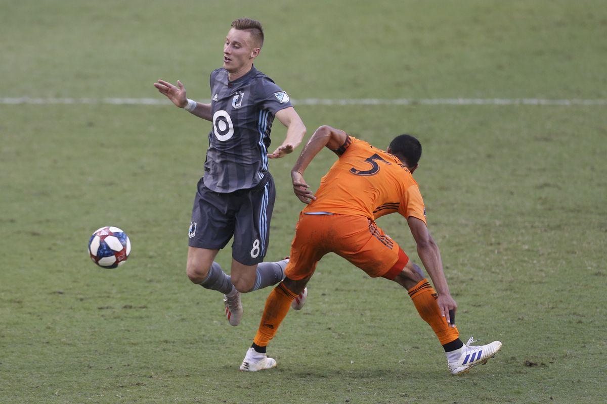 MLS: U.S. Open Cup-Minnesota United FC at Houston Dynamo