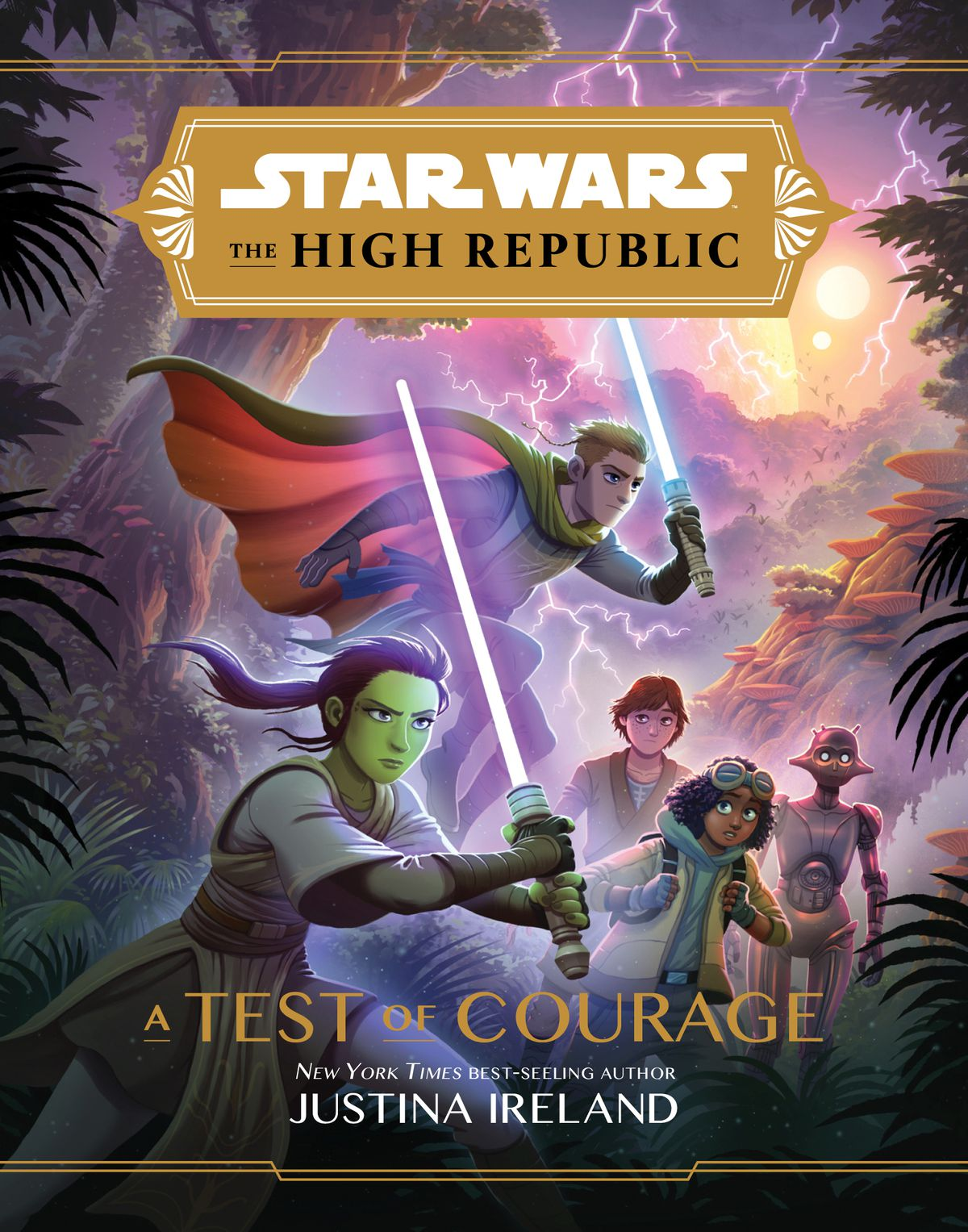 star wars: the high republic: a test of courage cover