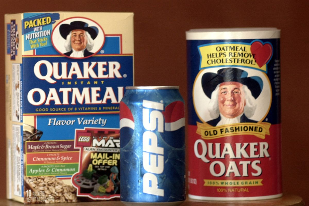 quaker oats hit with lawsuit after pesticides found in '100% natural