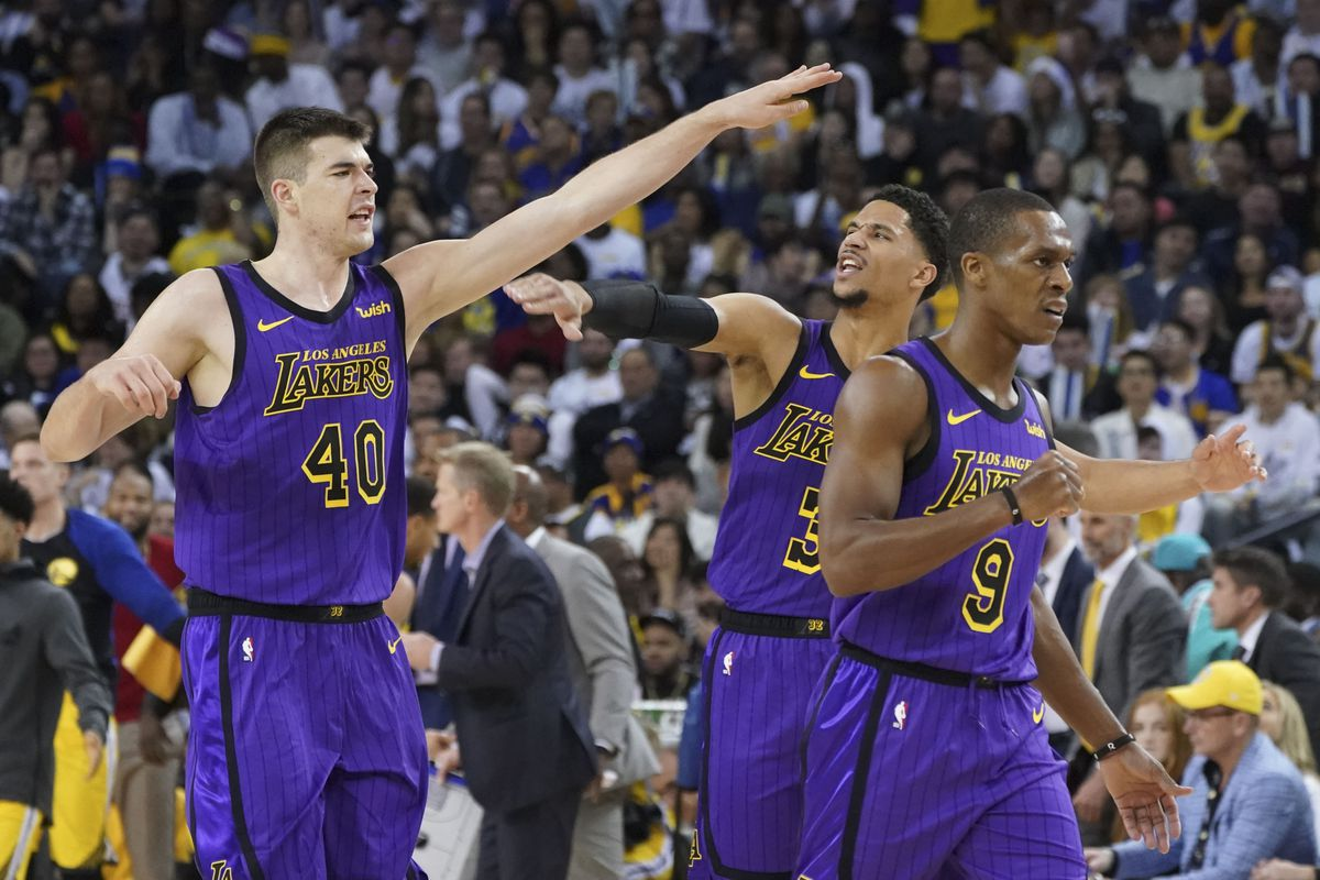 uk availability 93bb9 77906 Kyle Terada-USA TODAY Sports. The Los Angeles Lakers ...