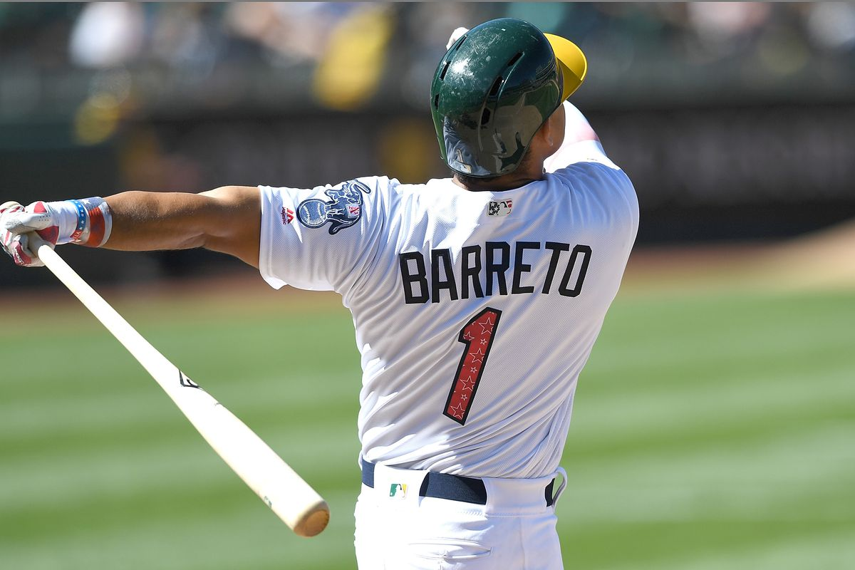 173b6a43796 Oakland A s prospect watch  2018 Opening Day rosters for minor league  affiliates