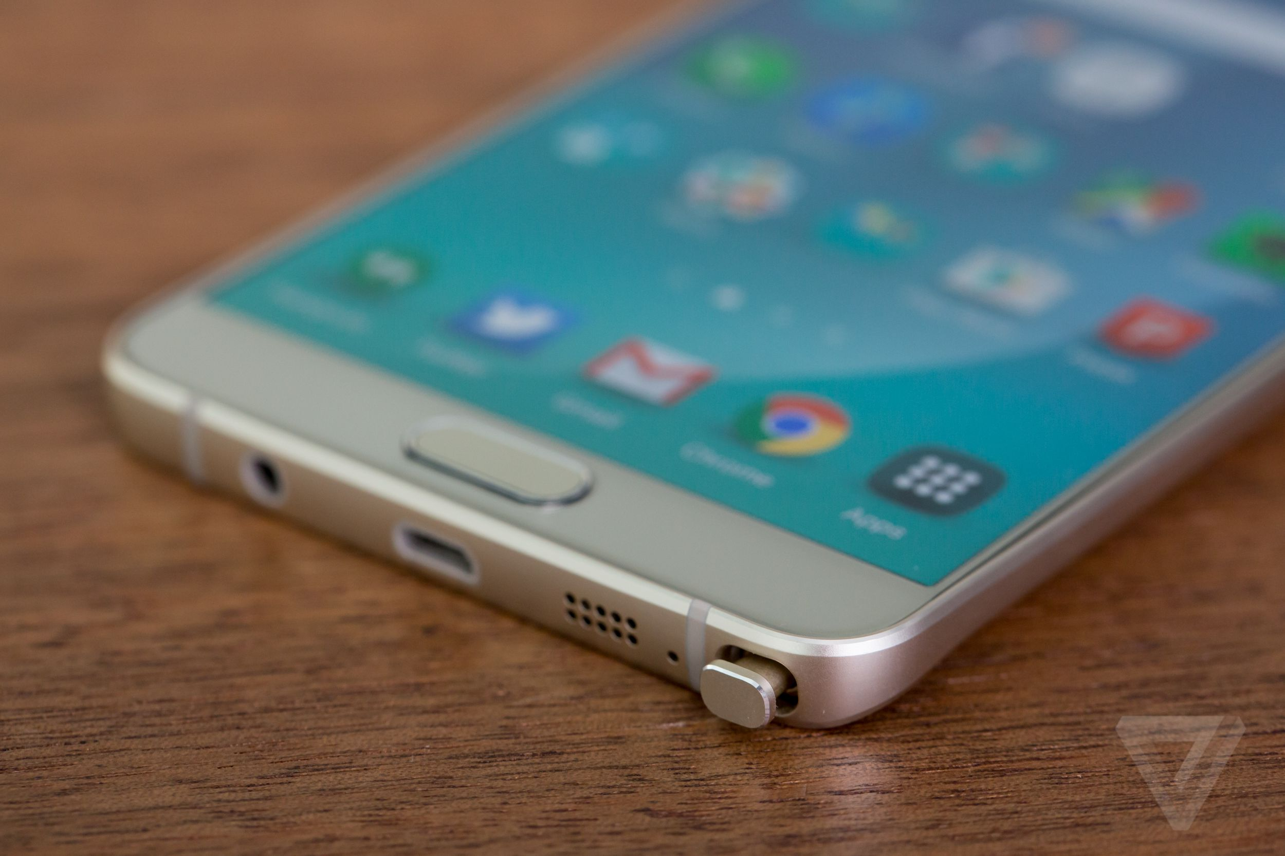 Samsung Galaxy Note 5 Review The Verge