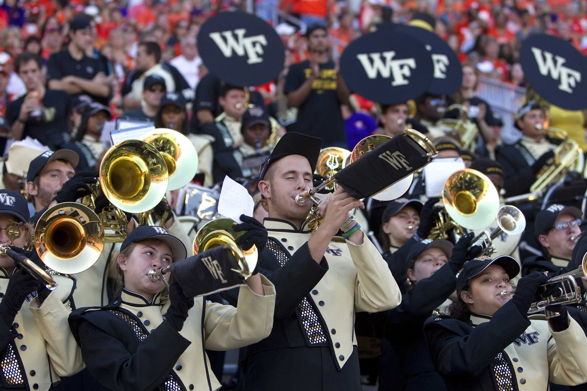 Wake Forest Band
