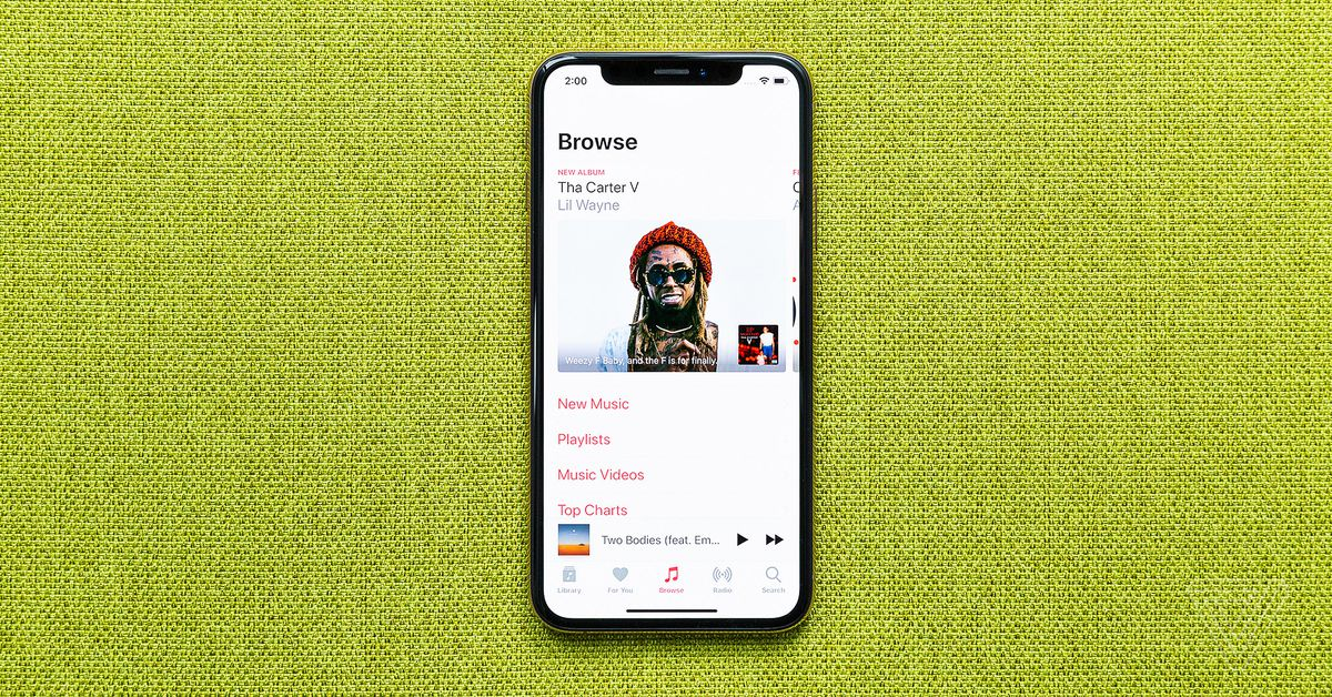 Apple Music has actually gone beyond 60 million customers, says Eddy Cue - The Verge thumbnail