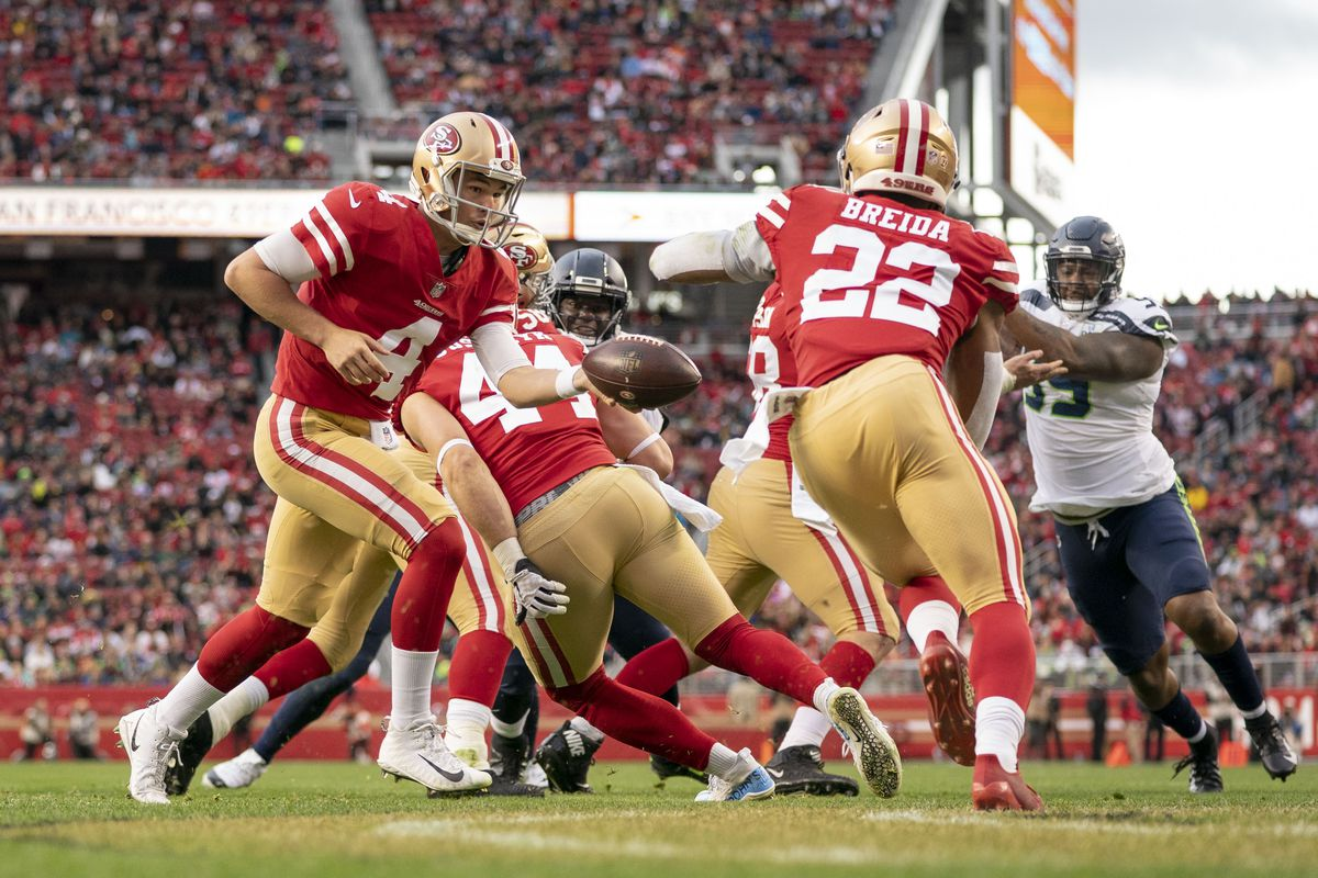 d9492747 49ers 2019 roster battles: Who emerges as the lead running back ...