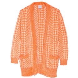 """<b>Karla Spetic</b>, <a href=""""http://www.net-a-porter.com/product/477677/Karla_Spetic/patterned-textured-knit-cardigan"""">$345</a>"""