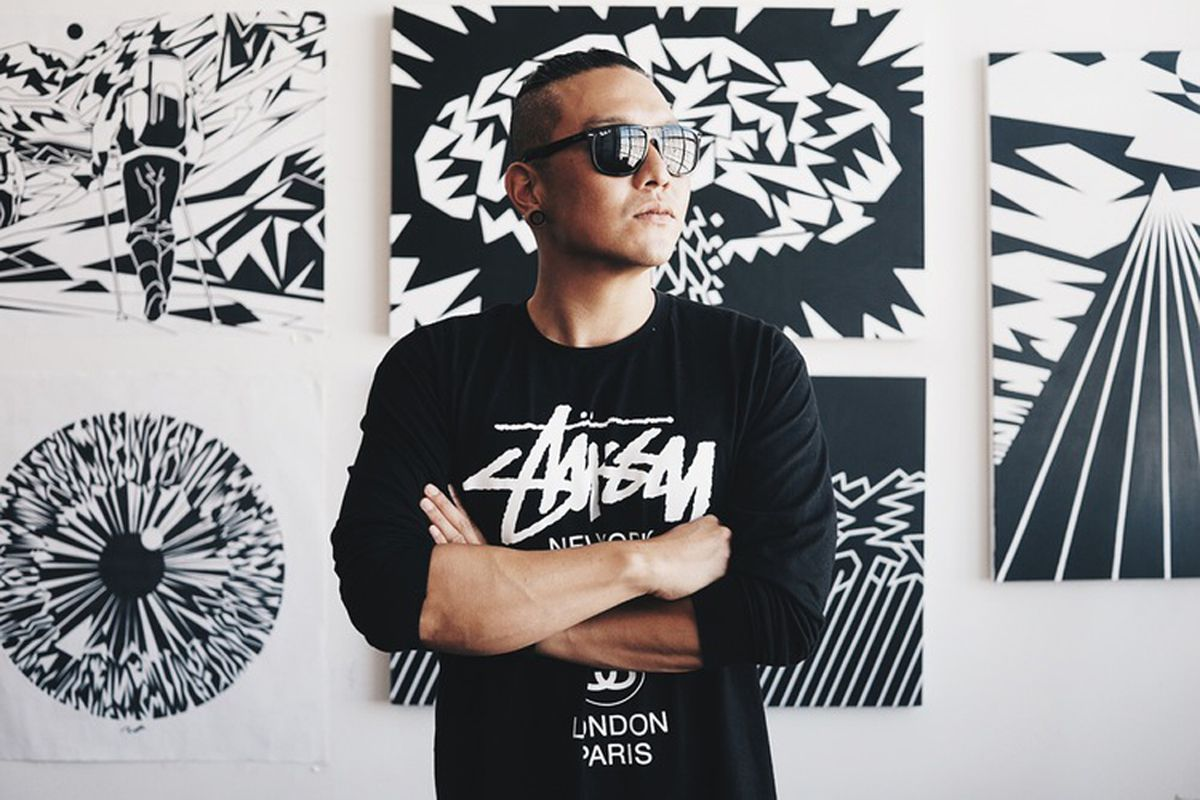 Los Angeles-based Chris Oh, the creator of the new menu at Kamu Ultra Karaoke.