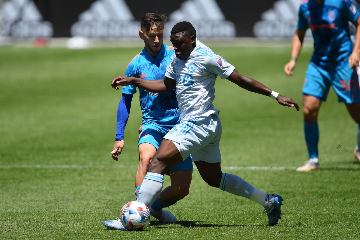 SOCCER: MAY 29 MLS - CF Montreal at Chicago Fire FC
