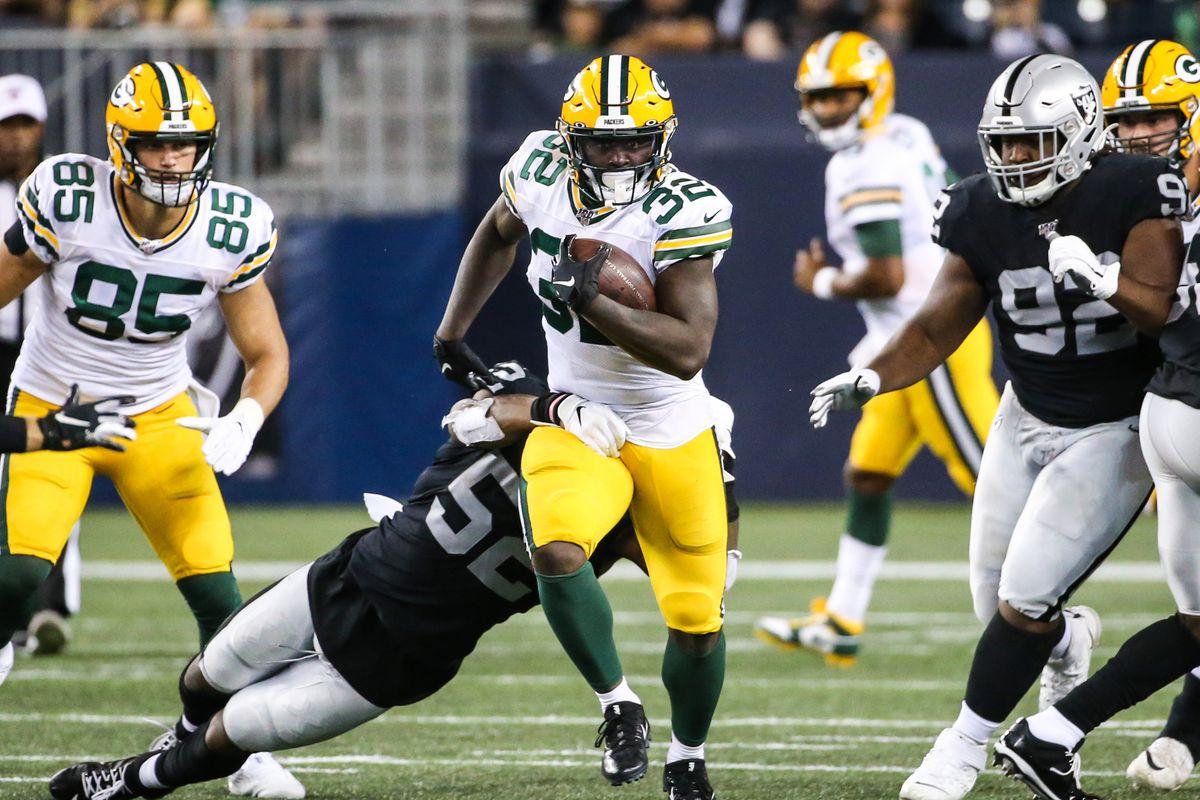 NFL: Preseason-Green Bay Packers at Oakland Raiders
