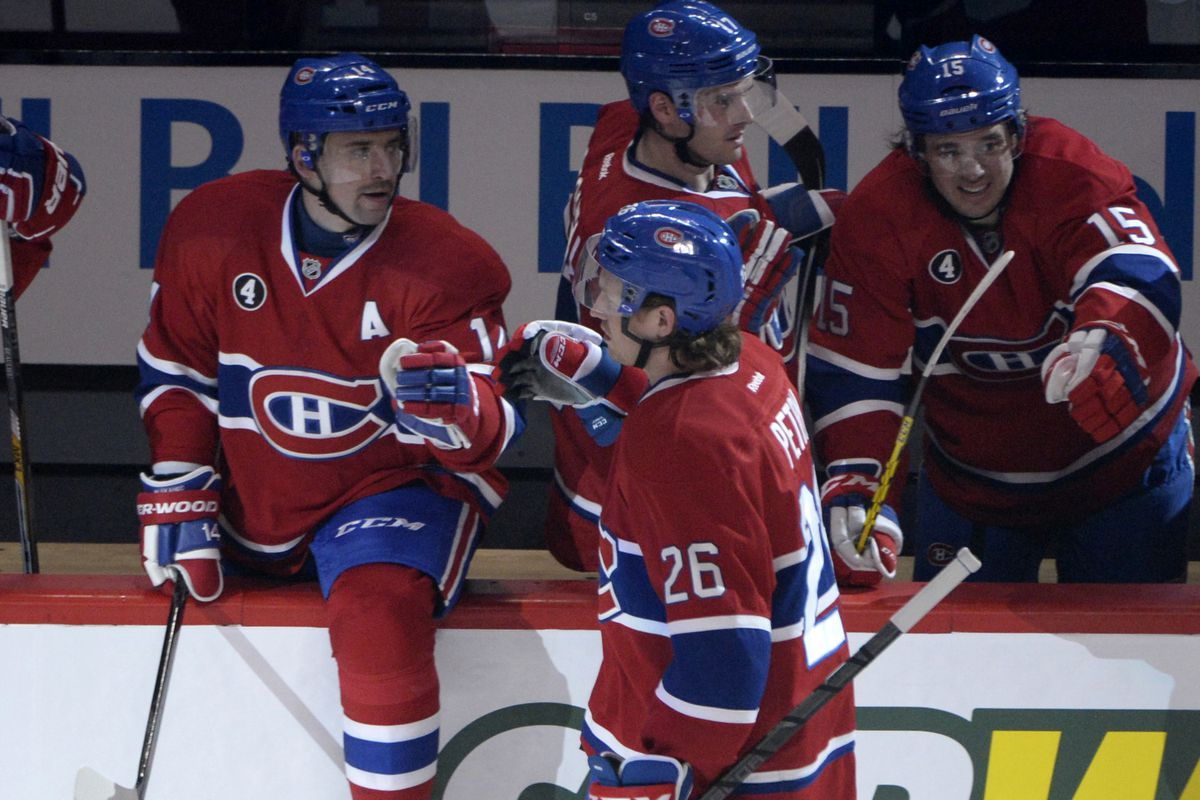 Jeff Petry has 6 points in his last 5 games, including 3 goals
