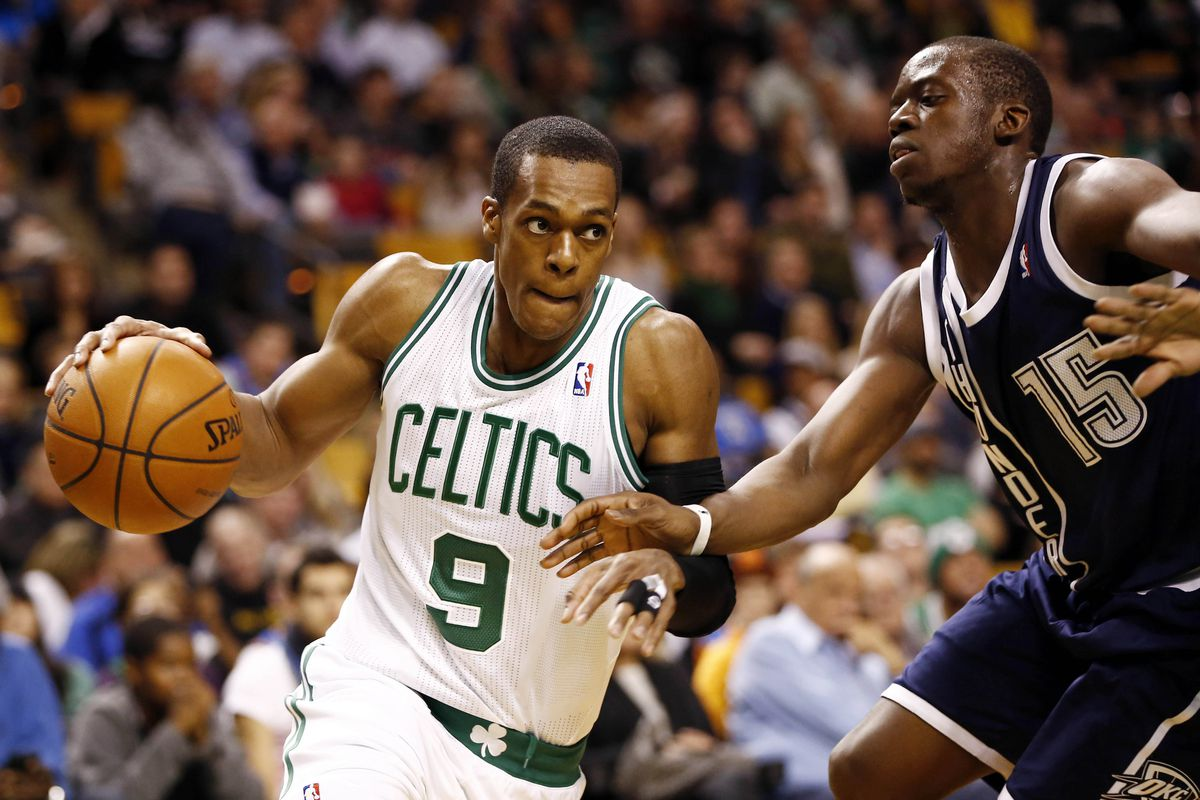 9 Destinations For Number 9, Rajon Rondo