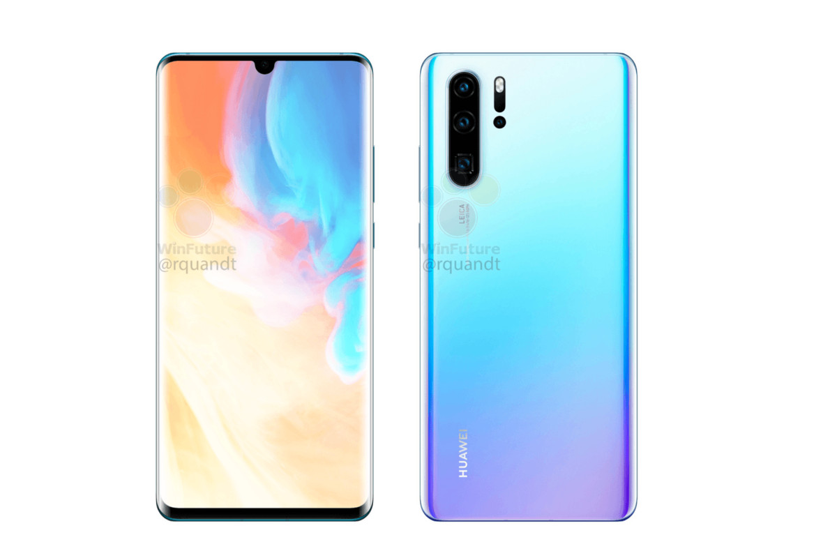 5a4c3a3d0ee New Huawei P30 Pro spec leak reveals the secrets of the 10x zoom camera
