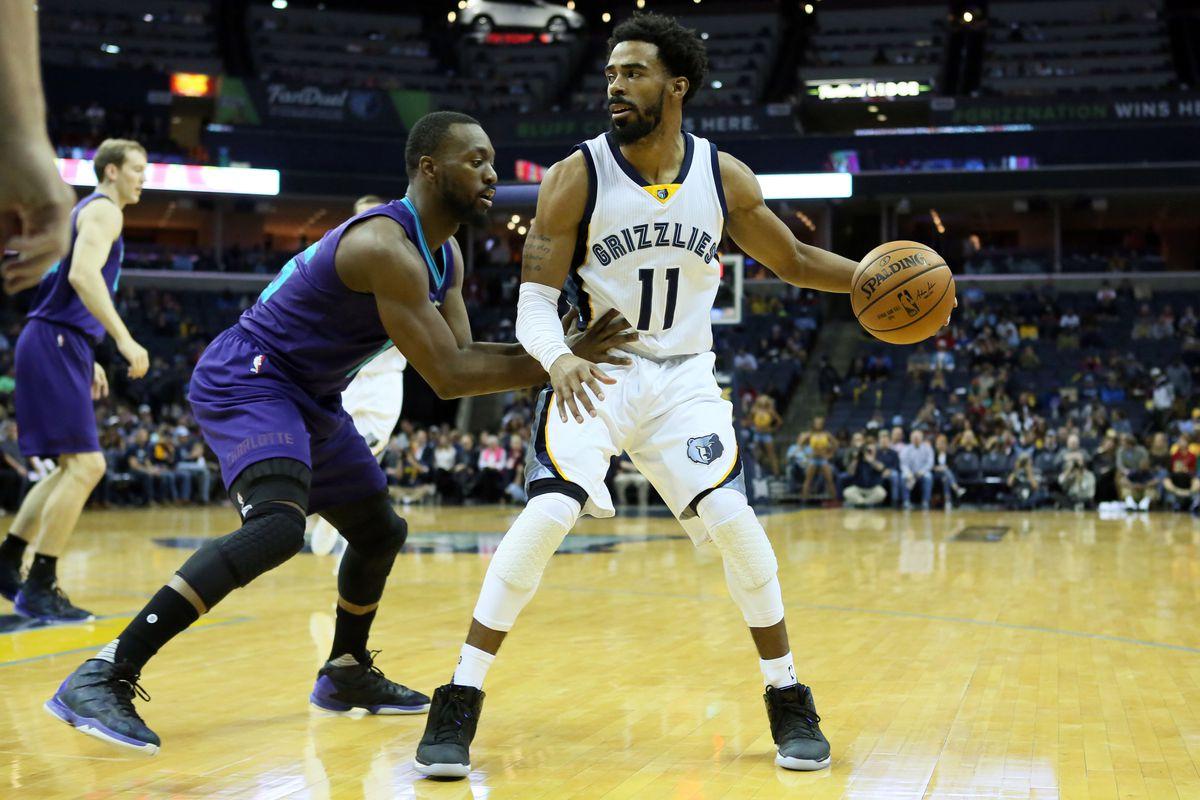 NBA: Charlotte Hornets at Memphis Grizzlies
