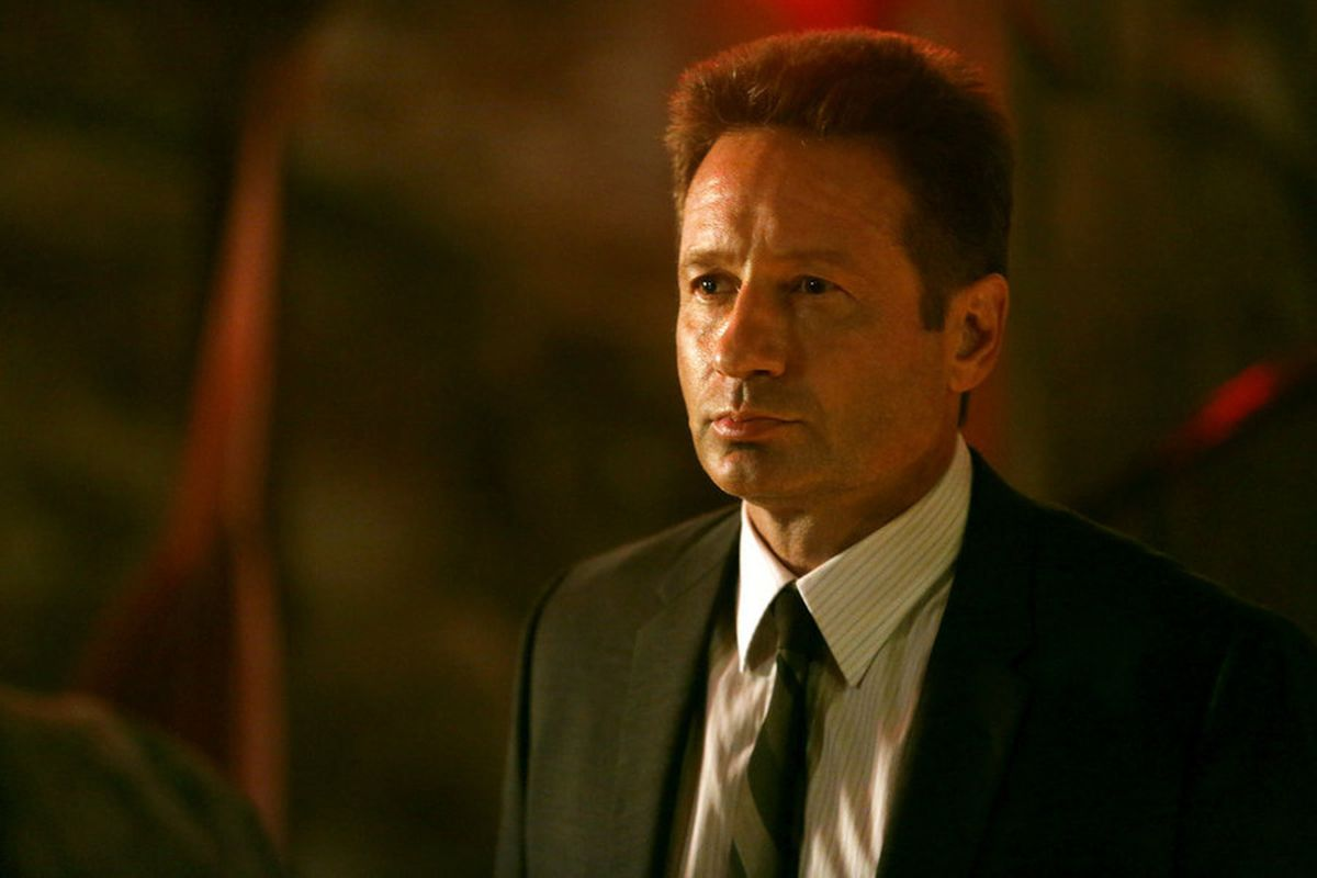 David Duchovny stars as Sam Hodiak, a police officer dealing with the tumultuous late '60s, on Aquarius.