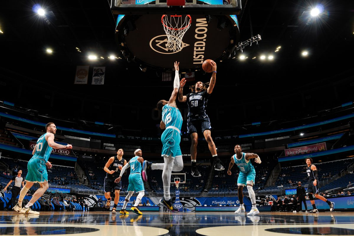 Magic 117, Hornets 108: Cole Anthony's career night fuels a redemptive Magic  W - Orlando Pinstriped Post