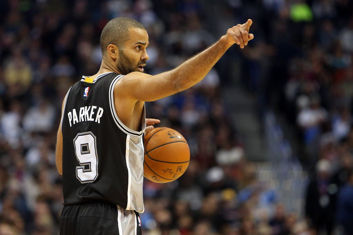 paring prime Tony Parker and modern day Kyrie Irving Pounding