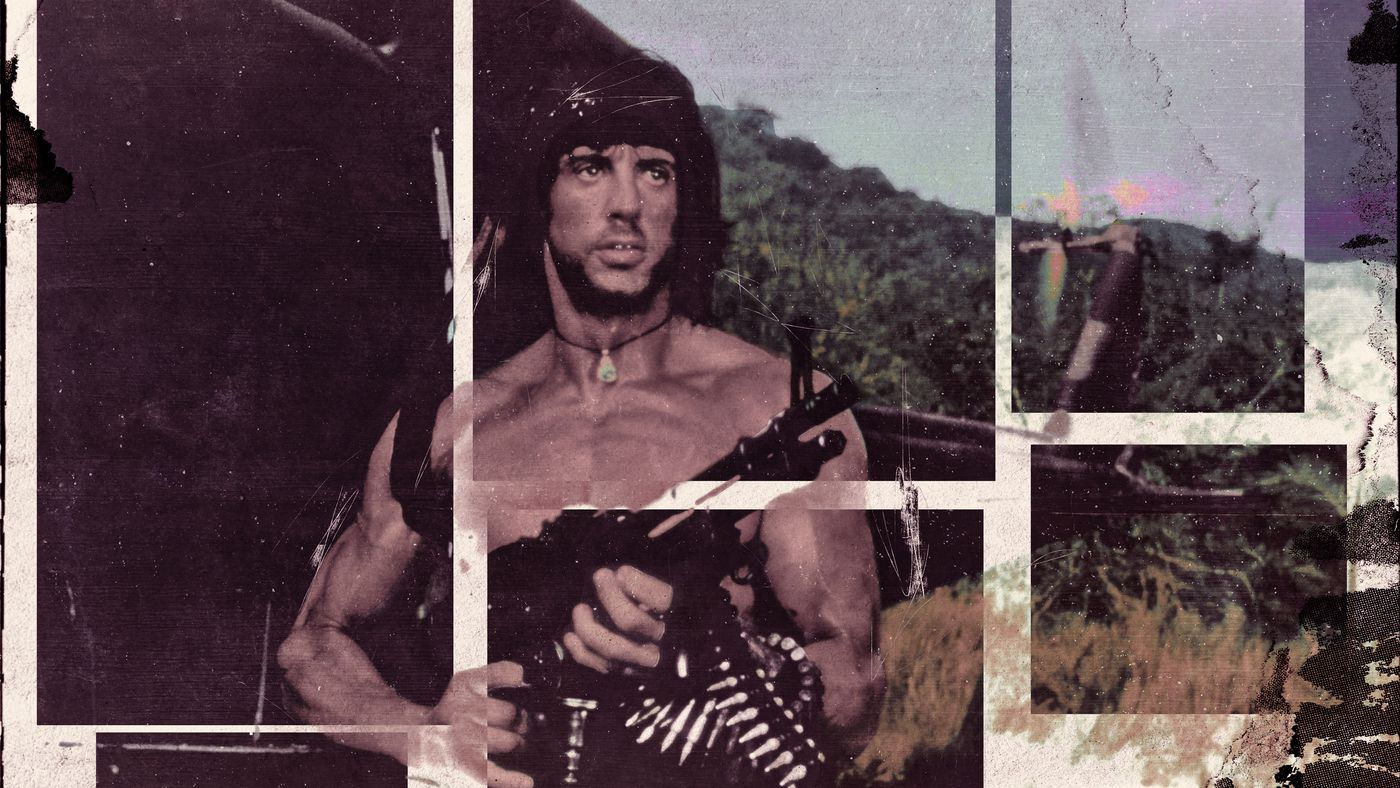 The Bloody Anatomy of a 'Rambo' Movie