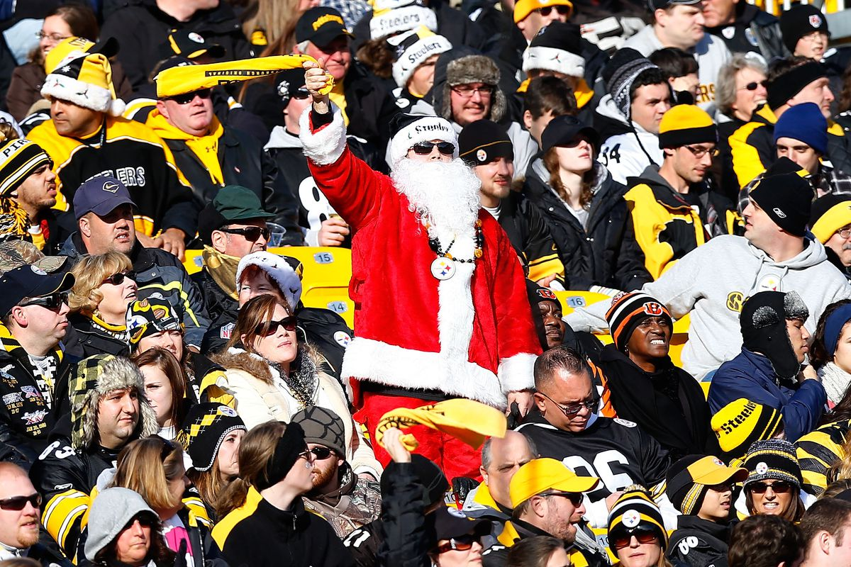 photo by jared wickerhamgetty images - Nfl Christmas Games
