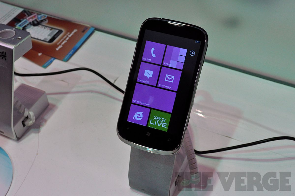 ZTE claims its Orbit Windows Phone supports NFC but Microsoft stays