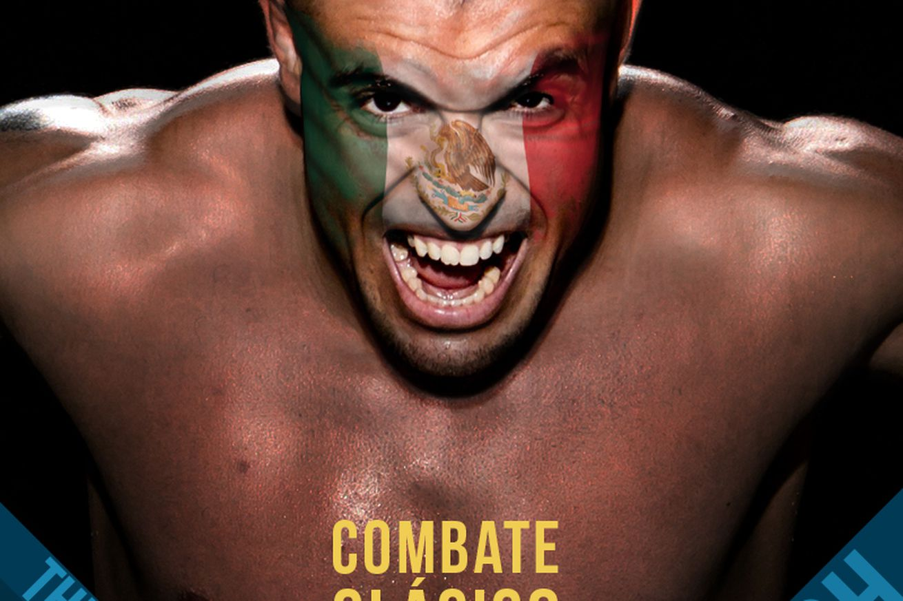 Video: Combate Clásico coming to Miami on July 27