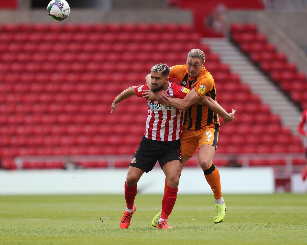 Sunderland v Hull City - Carabao Cup First Round