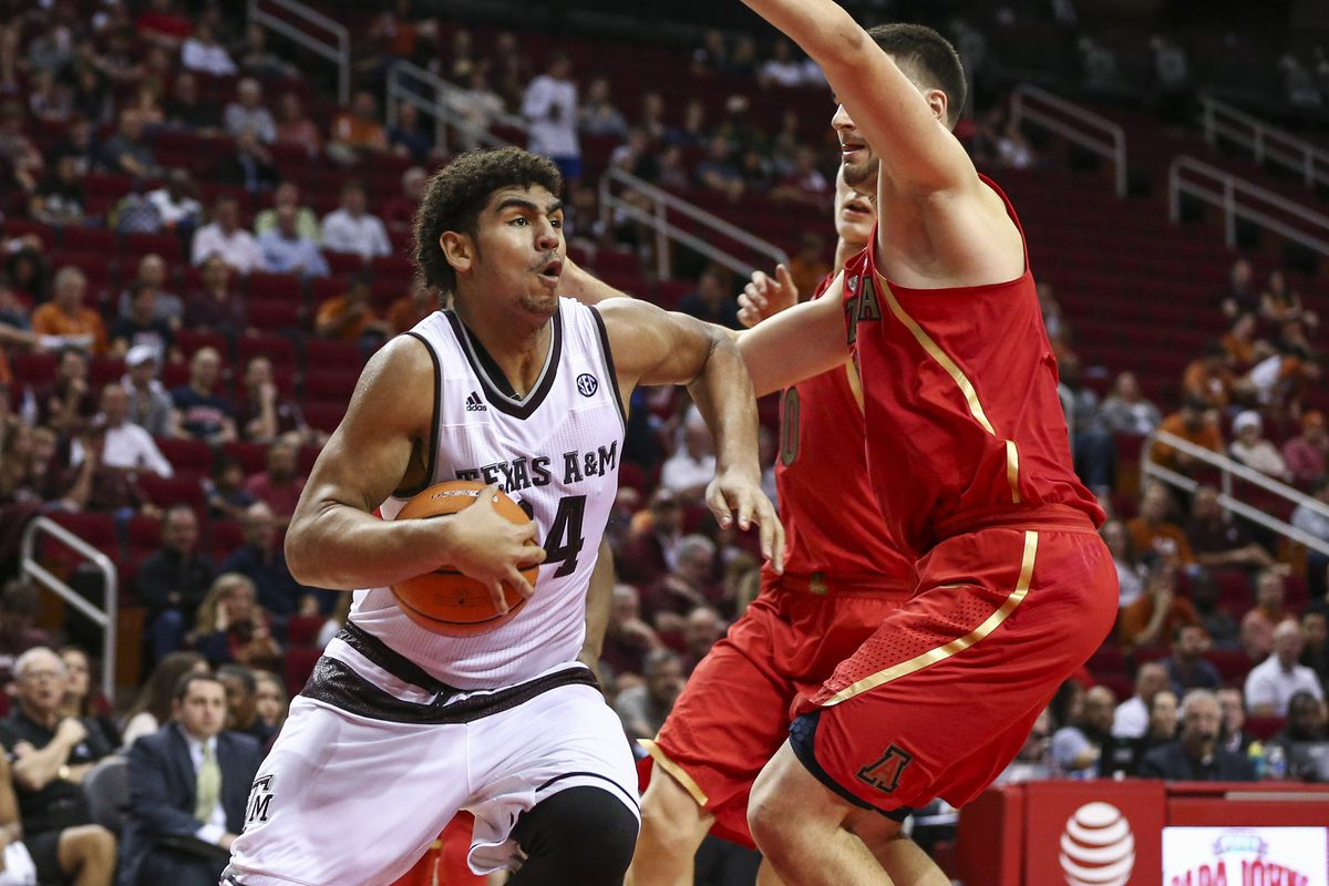 NCAA Basketball: Texas A&M vs Arizona