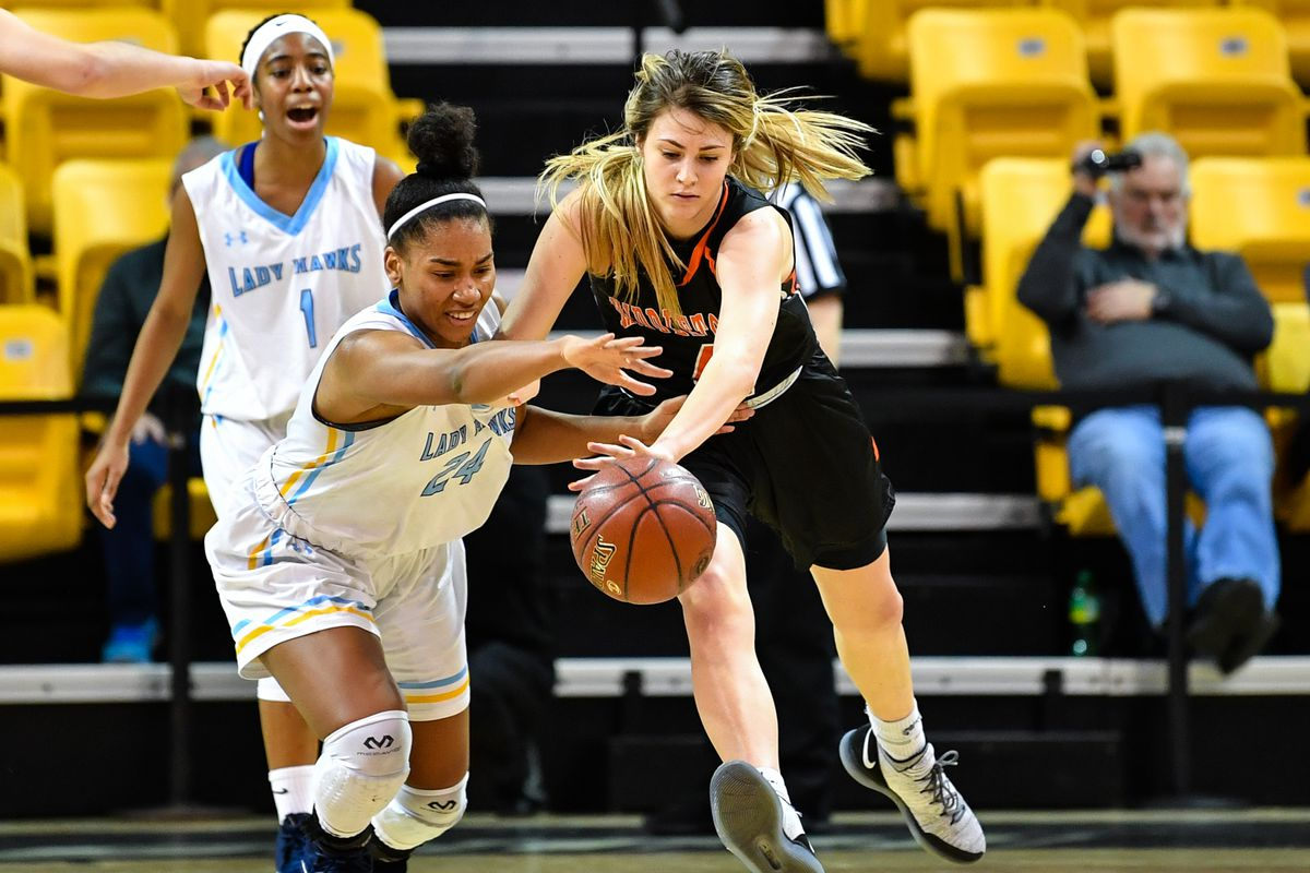 Maryland girls basketball state finals | Class 2A River Hill vs. Middletown