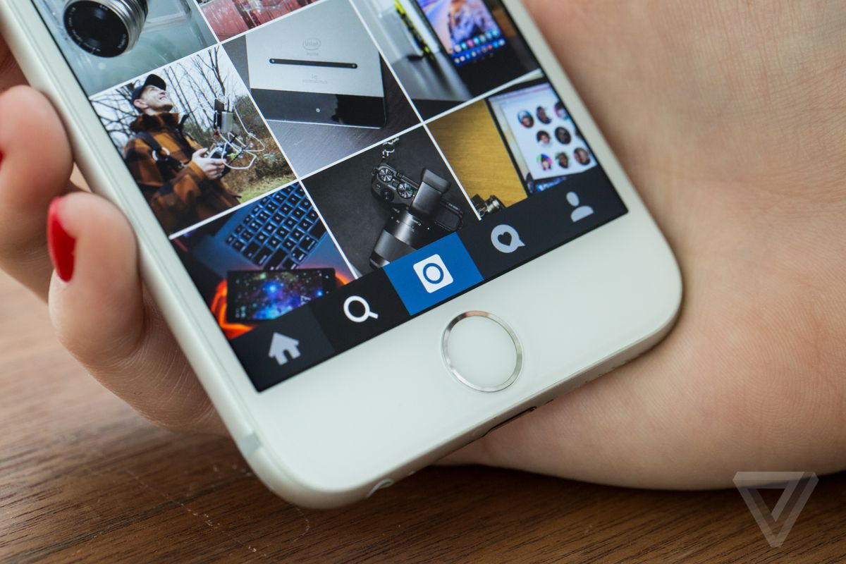 dcfd80bf1e189d Instagram adds a shopping tab to the Explore page - The Verge