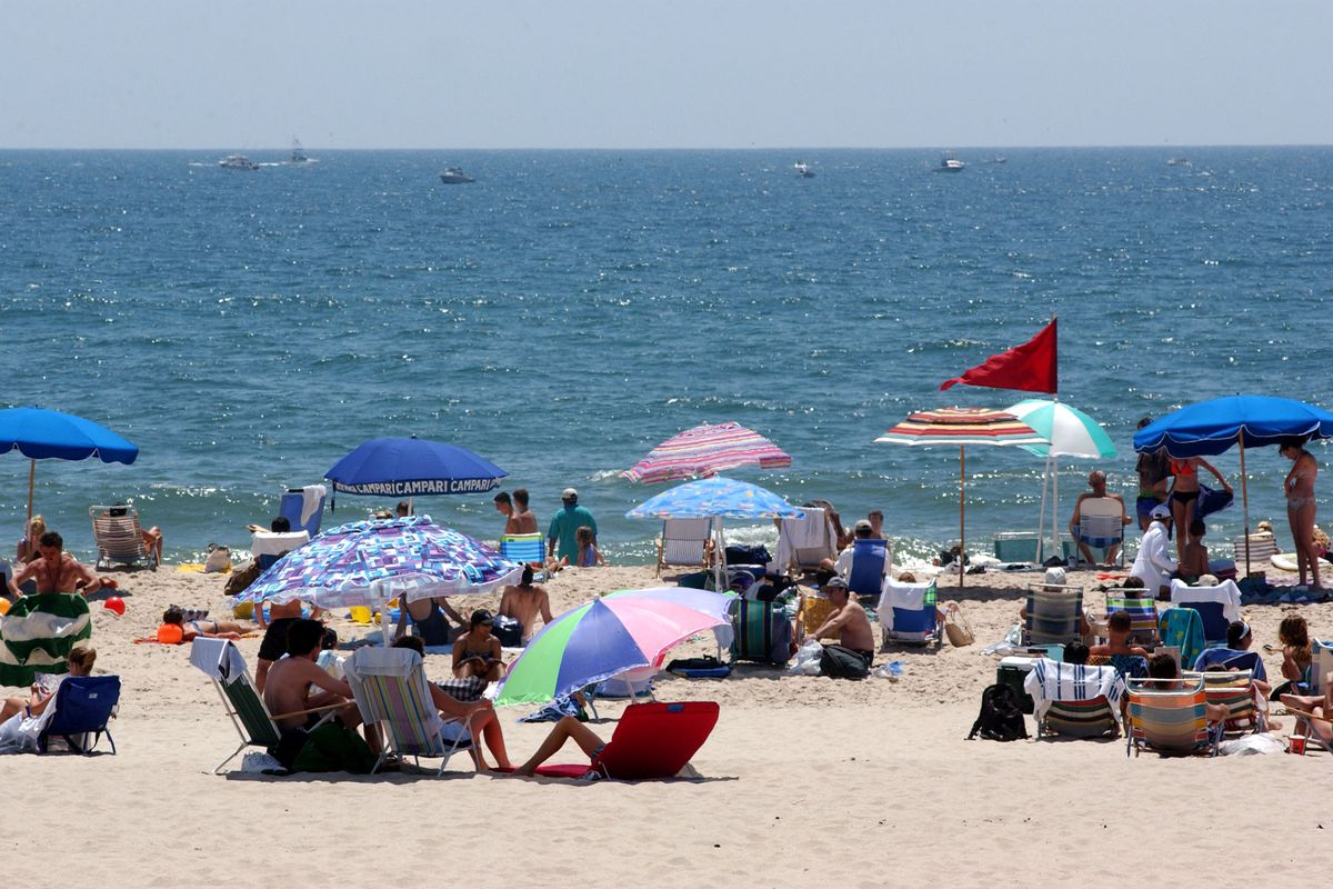 Study Ranks Hampton Bays As One Of The Best Ocean Beach