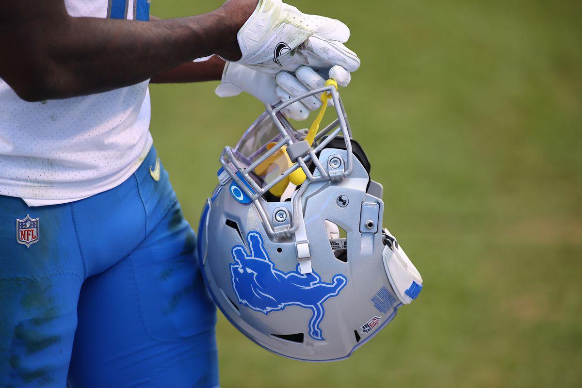 NFL: NOV 22 Lions at Panthers