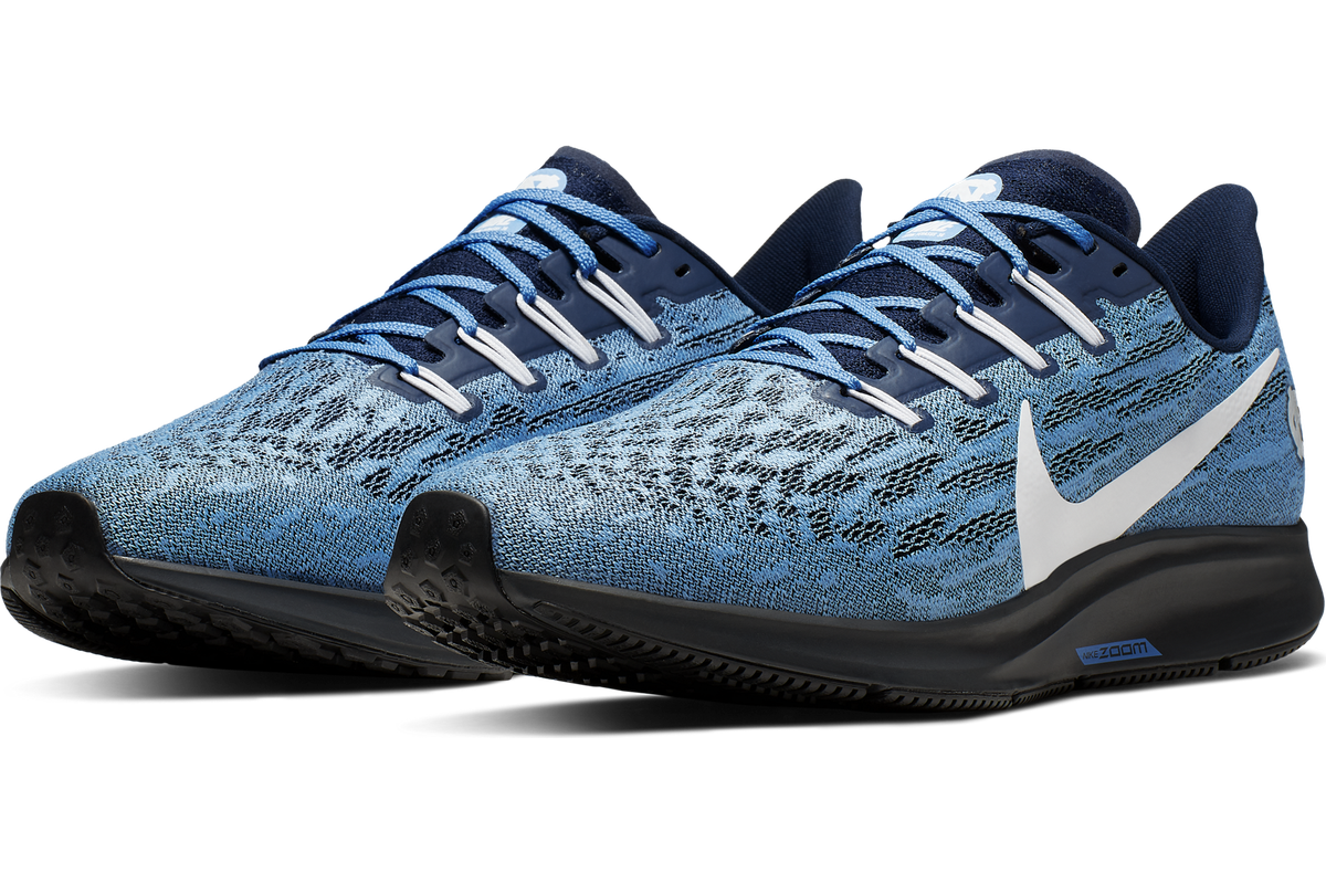 new style 3d967 82b1b Nike drops the new Air Zoom Pegasus 36 UNC shoe! - Tar Heel Blog