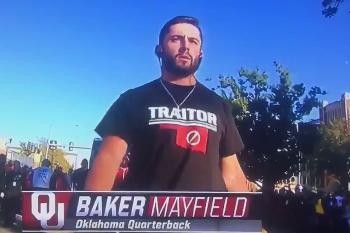baker mayfield jersey shirt