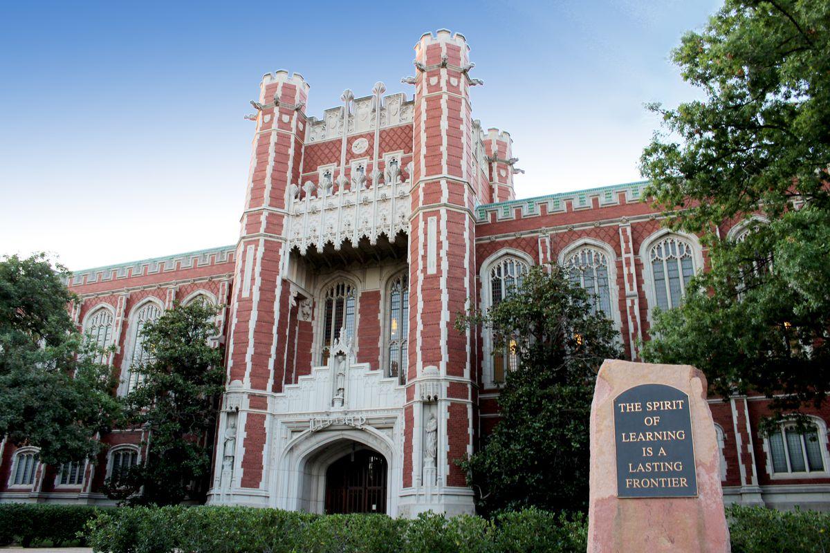 University Of Oklahoma Sooners Campus