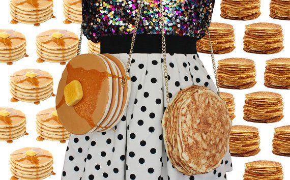 Pancake Purse