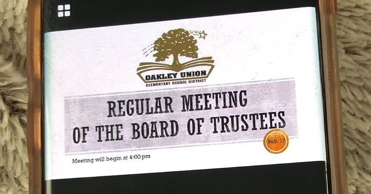 Entire school board resigns in shame after forgetting their WebEx call was public