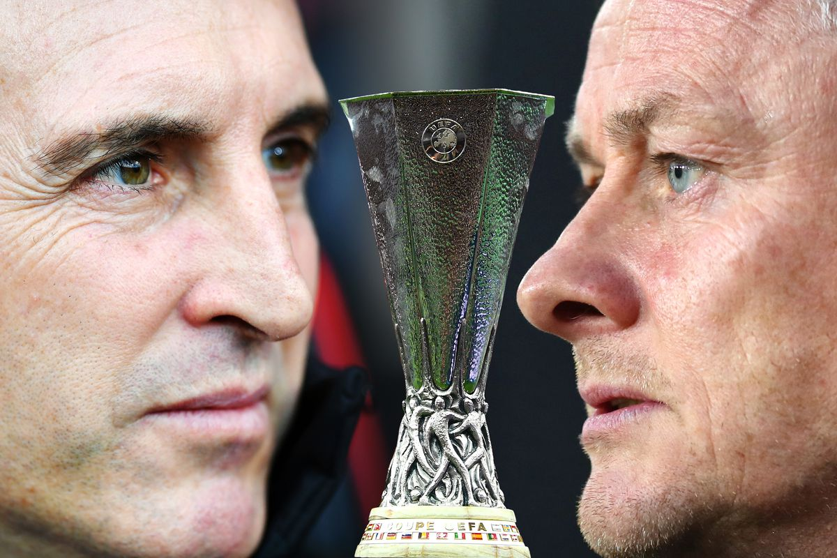 Villareal CF v Manchester United - UEFA Europa League Final