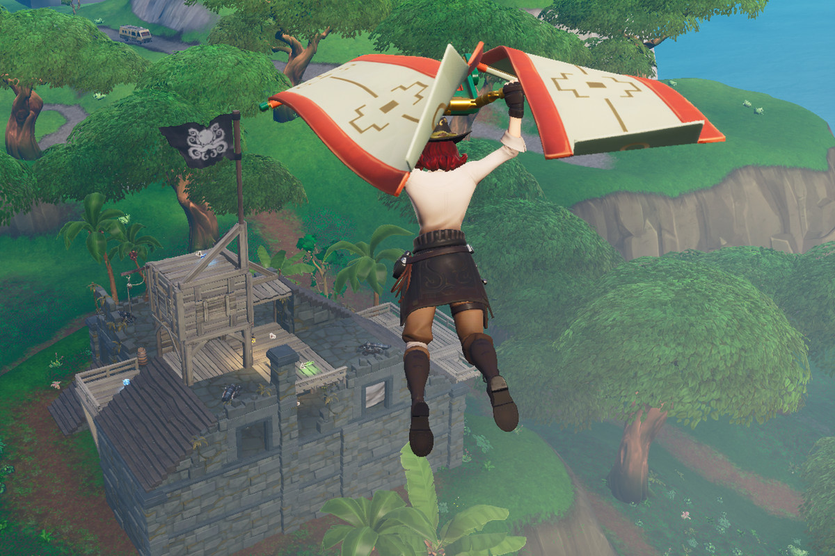 Fortnite Challenge Guide Visit The Furthest North South East And West